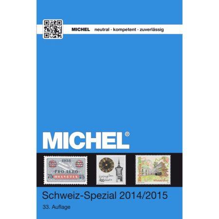 Michel Catalog Schweiz Liechtenstein 2015