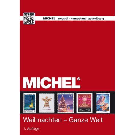 Michel catalog Weihnachten Ganze Welte 2015