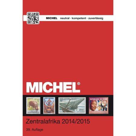 Michel Catalog Zentralafrika 2014/2015 (ÜK 6/1)