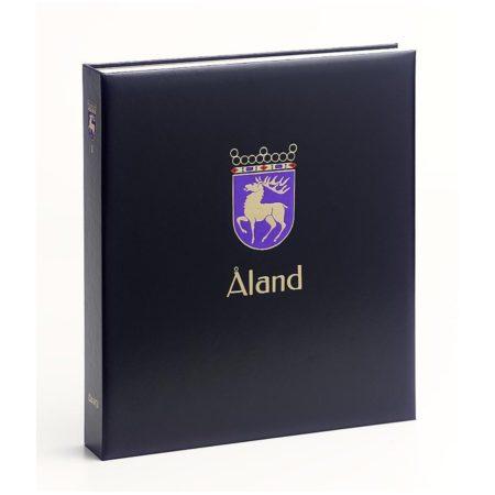 DAVO Printed Albums Aland / DAVO postzegelalbums Aland