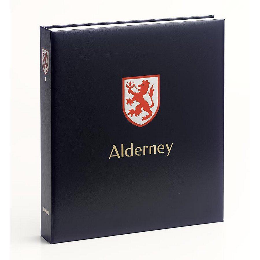 DAVO Printed Albums Alderney
