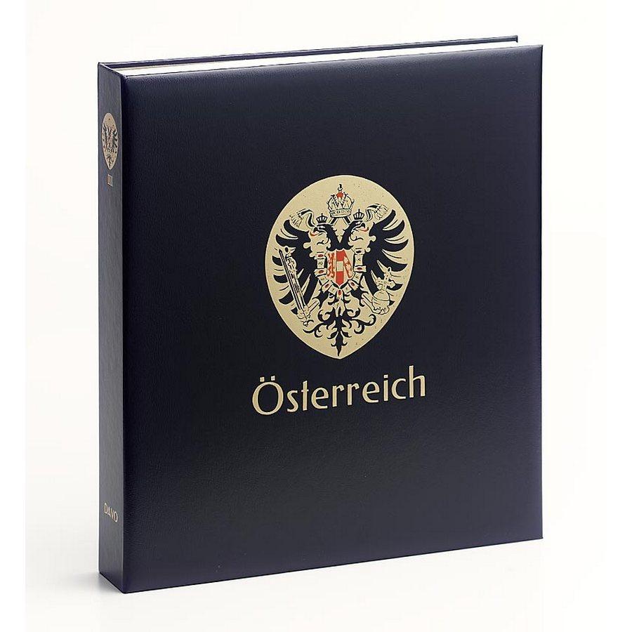 DAVO Printed Albums Austria 1 / DAVO Stamp Album Binders Austria
