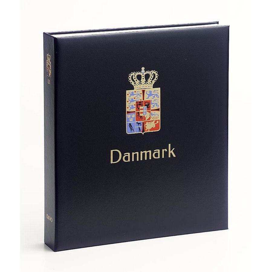 DAVO Printed Albums Denmark 1 / DAVO Stamp Album Binders Denmark