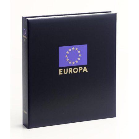 DAVO Printed Albums EUROPA 1 / DAVO Stamp Album Binders EUROPA