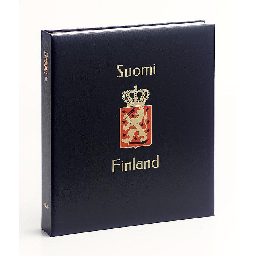 DAVO Printed Albums Finland / DAVO Stamp Album Binders Finland