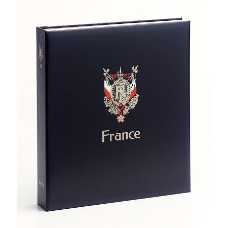 DAVO Stamp Album Binders France Red Cross Booklet