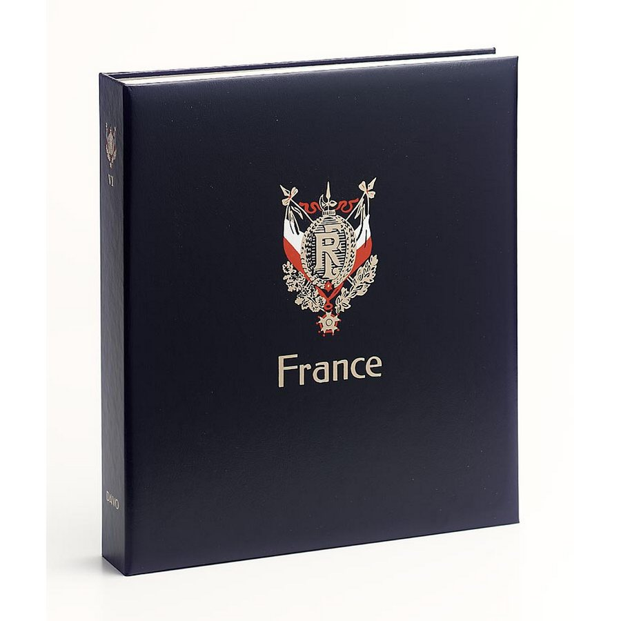 DAVO Printed Albums France / DAVO Stamp Album Binders France