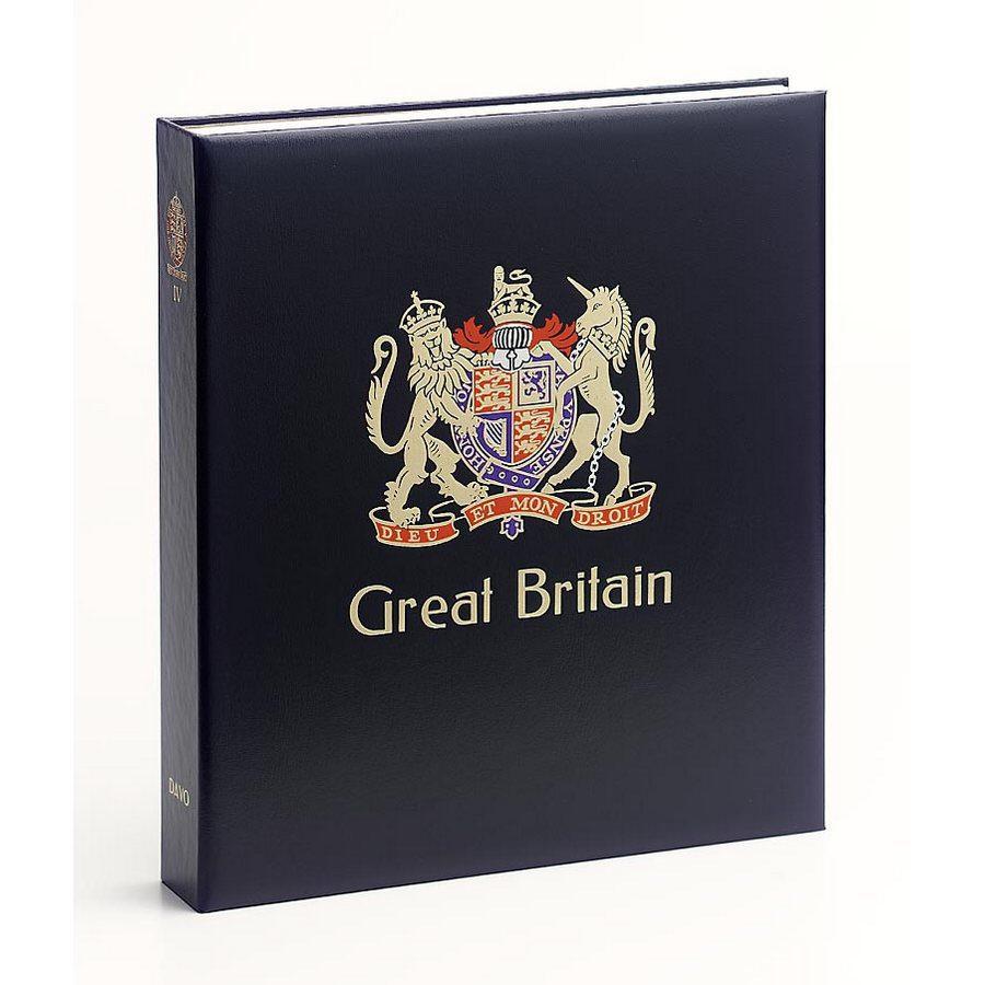 DAVO Printed Albums Great Britain