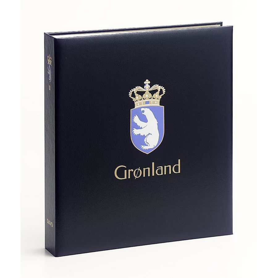 DAVO Printed Albums Greenland