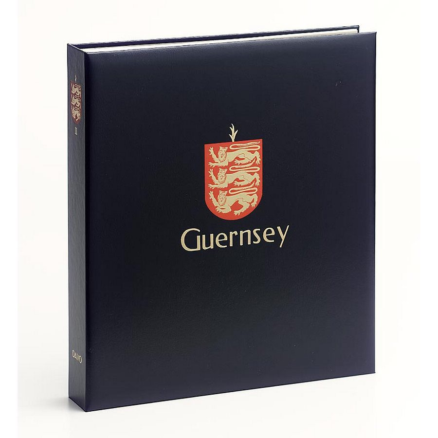 Printed Album: DAVO Printed Albums Guernsey (1969-2017)
