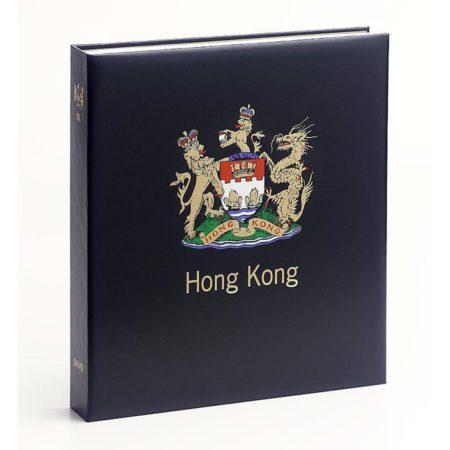 DAVO Printed Albums Hong Kong GB