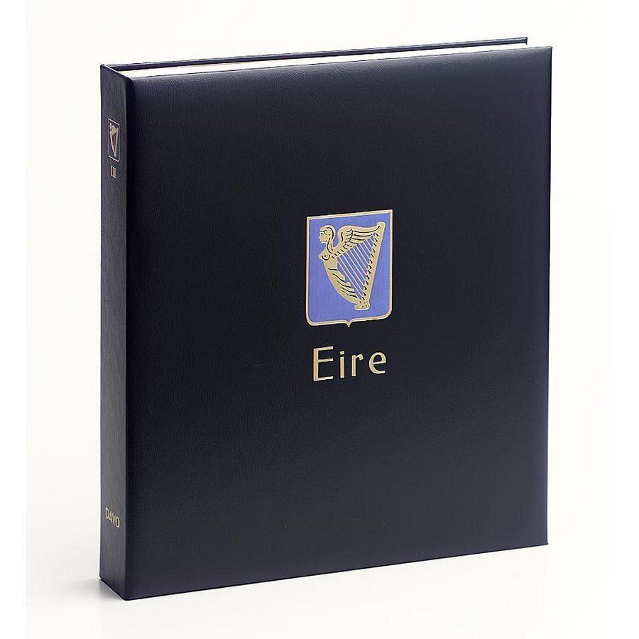 DAVO Stamp Album Binders Ireland / DAVO Printed Albums Ireland