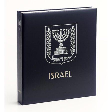 DAVO Printed Albums Israel / DAVO Stamp Album Binders Israel