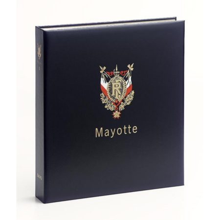 DAVO Printed Albums Mayotte