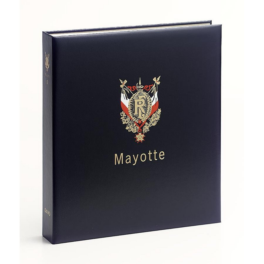 DAVO Printed Albums Mayotte