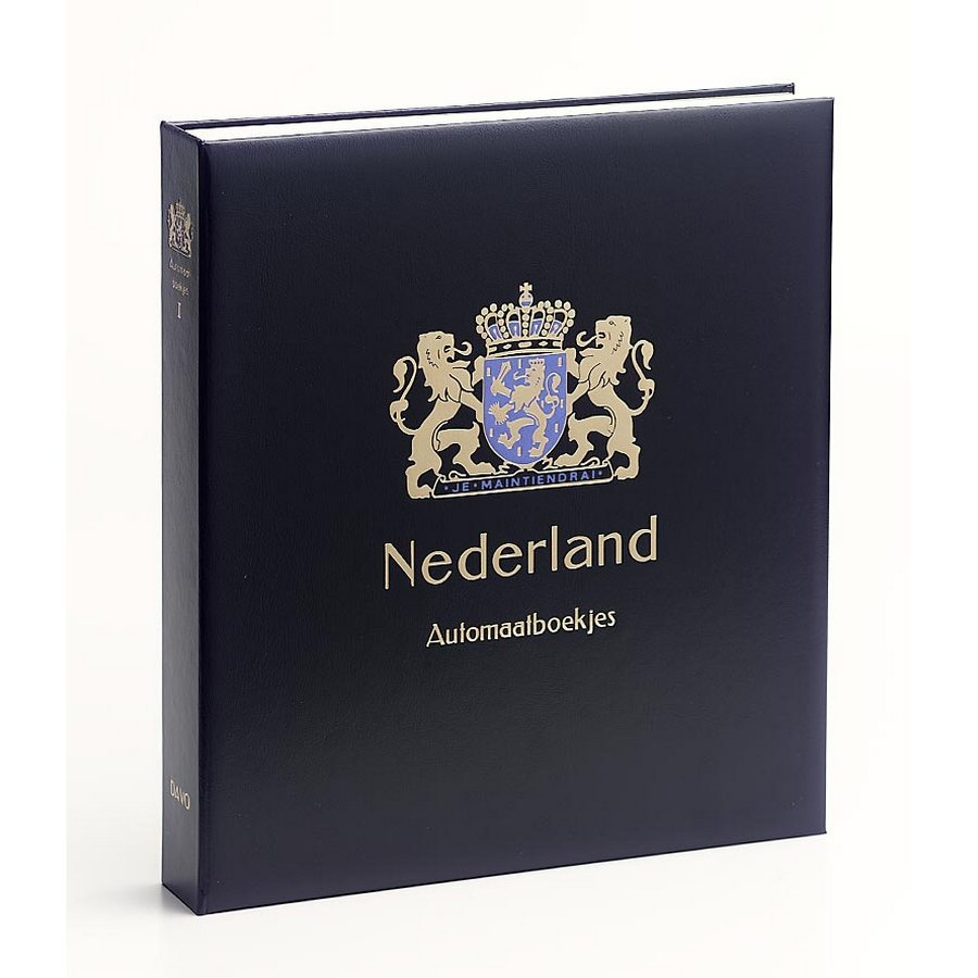 DAVO Printed Albums for Netherlands ATM