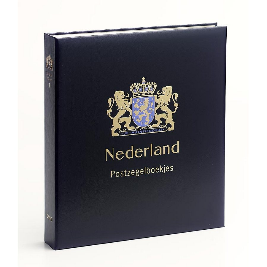 DAVO Printed Albums Netherlands Booklets