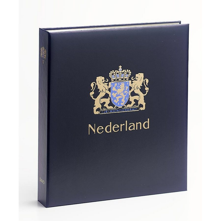 DAVO Printed Albums for Netherlands Sheetlets