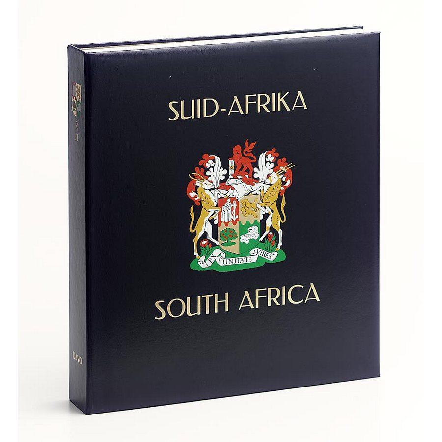 Printed Albums: DAVO Printed Albums South Africa (1920-2017)