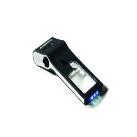 Leuchtturm 6-in-1 pocket magnifier