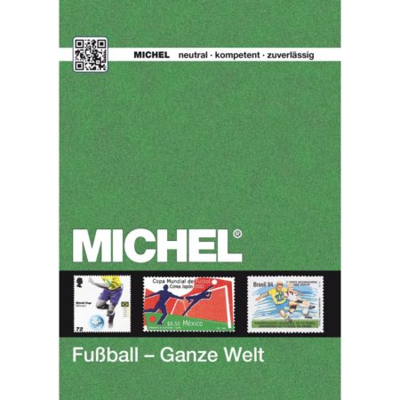 Michel Catalog Football 2014 Front Cover