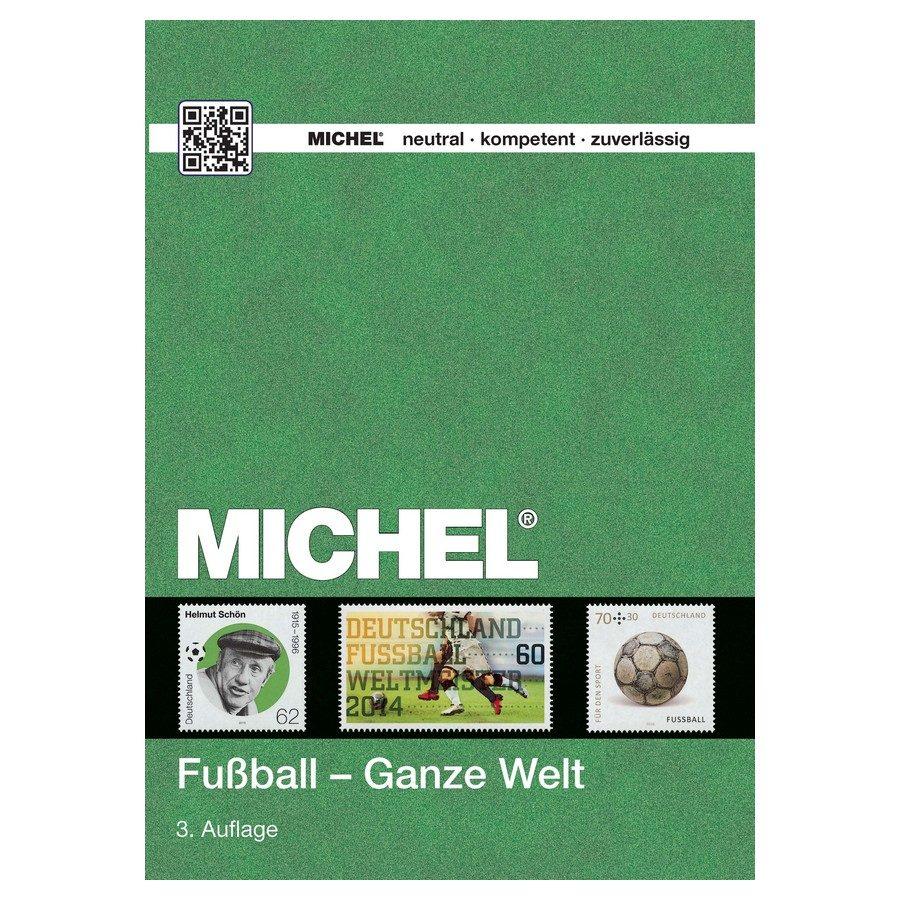 MICHEL Catalog Fußball - Ganze Welt 2016
