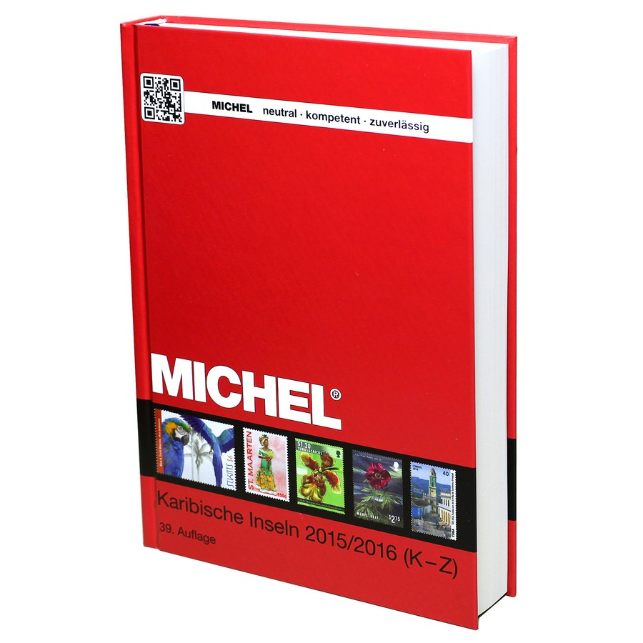 michel catalog karibische inseln 2015 2016 k 2 philatelicly. Black Bedroom Furniture Sets. Home Design Ideas