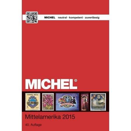 Michel Catalog Mittelamerika 2015