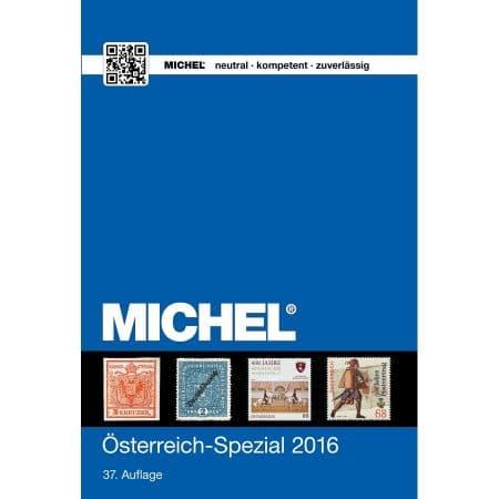 Michel Catalog Österreich-Spezial 2016