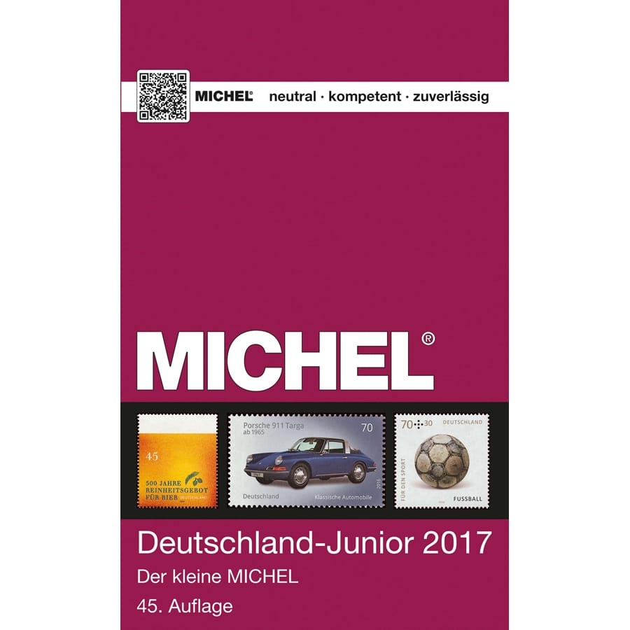 Michel Deutschland Junior 2017 Katalog