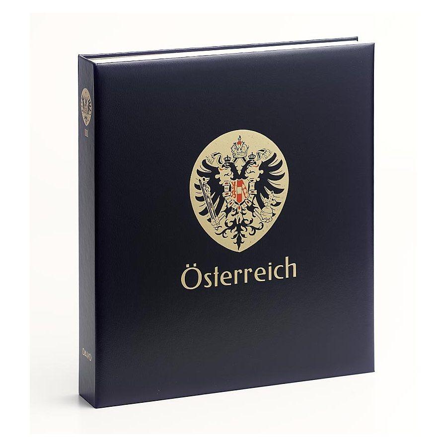 Printed Album: DAVO Printed Albums Austria (1850- 2017)