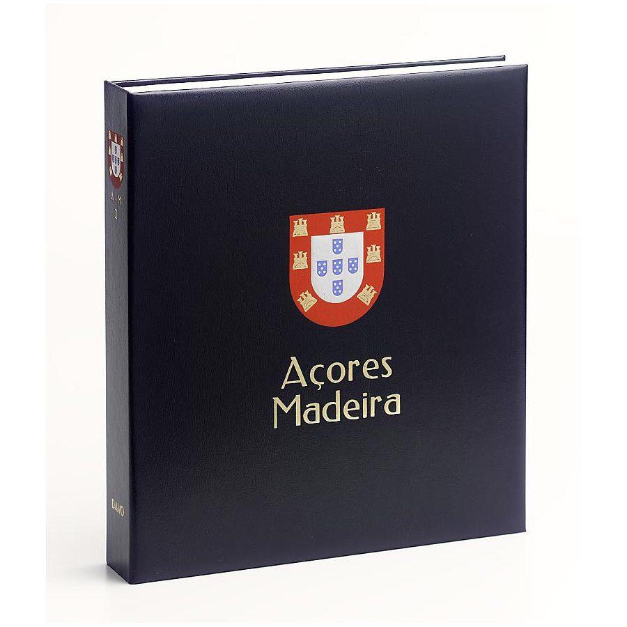 DAVO Printed Albums Azores Madeira