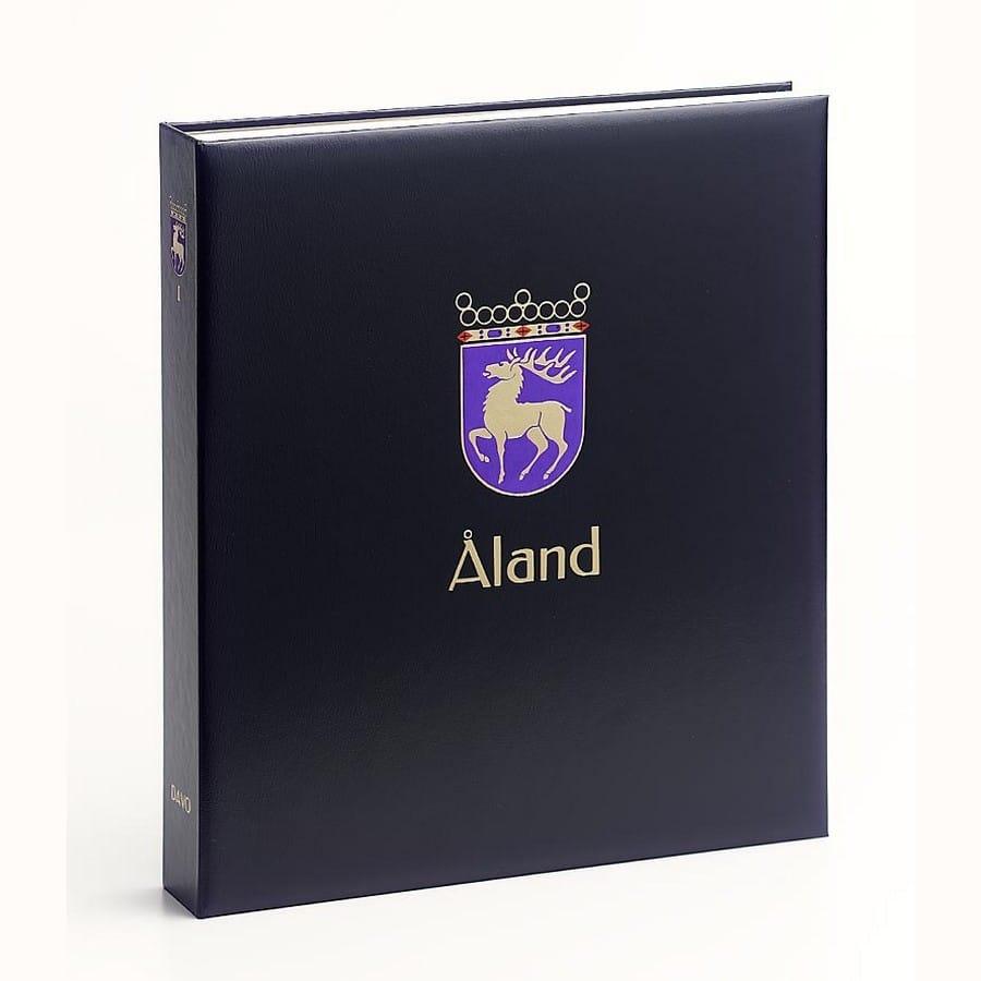 DAVO Stamp Album Binders Aland
