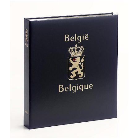 DAVO Printed Albums Belgium Railway Airmail