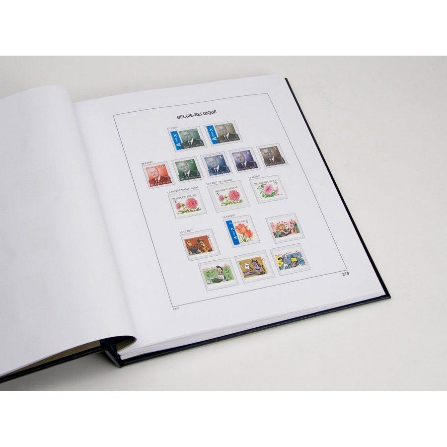 Printed Album: DAVO Printed Albums Belgium (1849-2017)