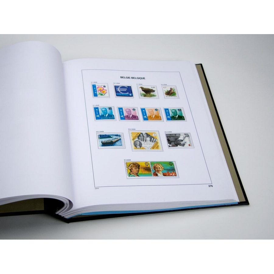 Printed Albums: DAVO Printed Albums Belgium (1849-2017)