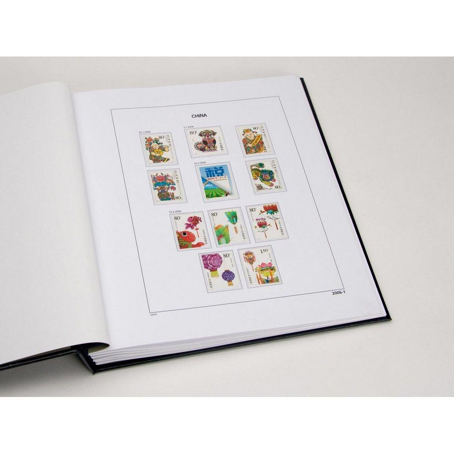 Printed Albums: DAVO Printed Albums China (1999-2017)