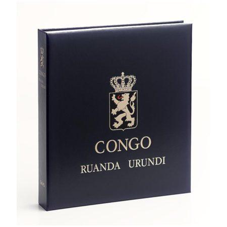 DAVO Printed Albums Belgian Congo