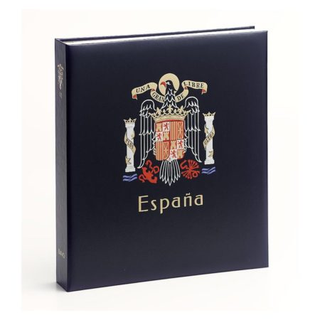 DAVO Printed Albums Spain / DAVO Stamp Album Binders Spain