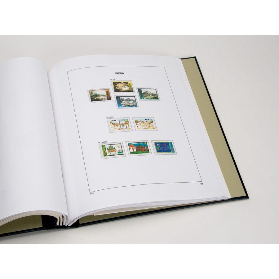 Printed Albums: DAVO Printed Albums Aruba (1986-2017)