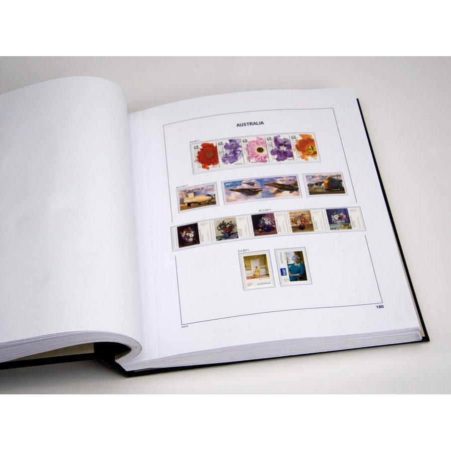 Printed Album: DAVO Printed Albums Australia (1913-2017)
