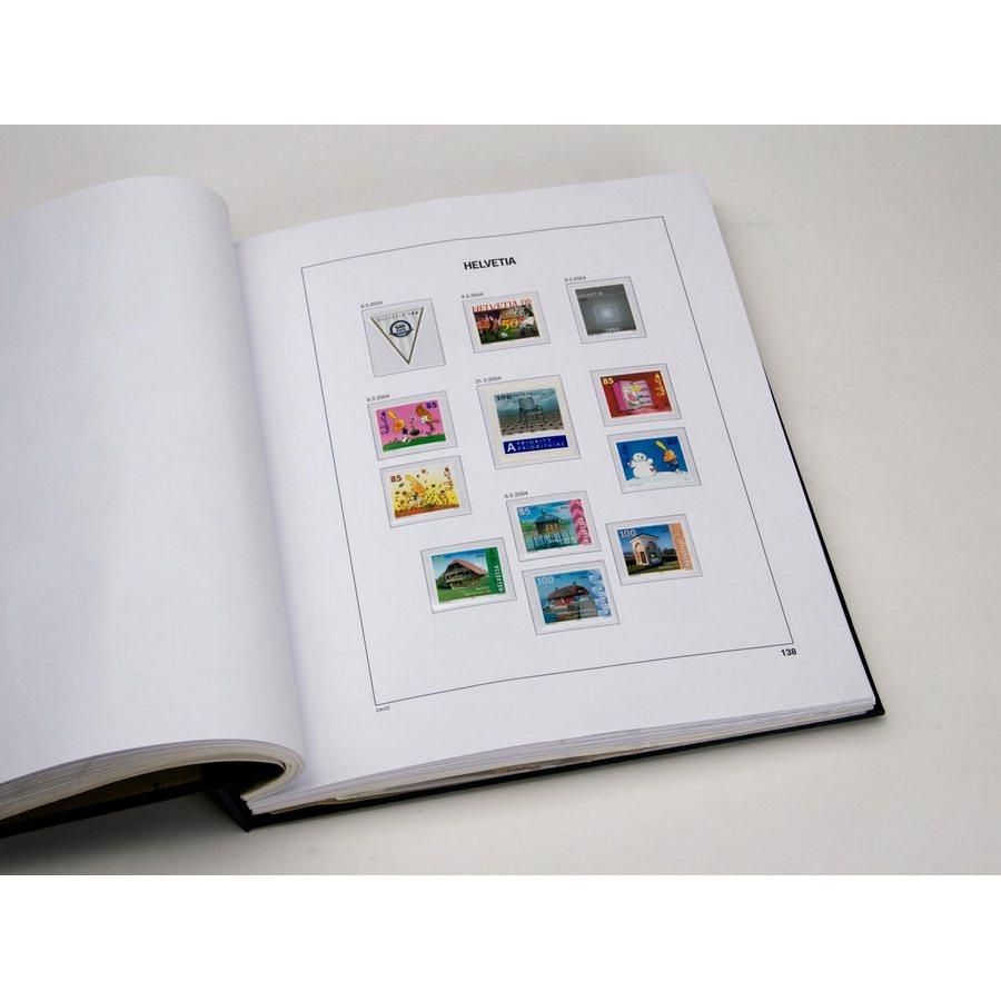 Printed Album: DAVO Printed Albums Switzerland (1845-2017)