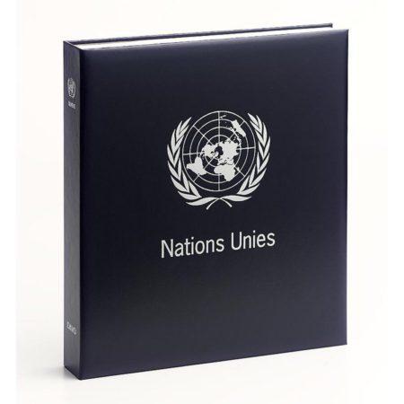DAVO Printed Albums UN Geneva / DAVO Postzegelalbums UN Geneve