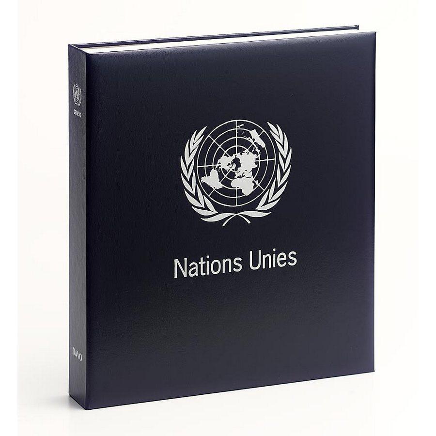 Printed Albums: DAVO Printed Albums UN Geneva (1969-2017)