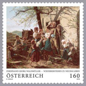 Austria Old masters - Ferdinand Georg Waldmüller