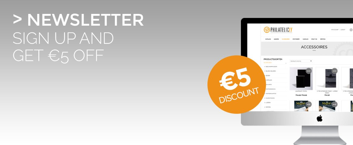 Subscribe to our newsletter to receive offers and discounts