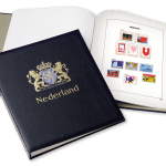 DAVO Printed Stamp Album Luxe and Standard-Luxe