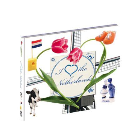DAVO Book Ik hou van Nederland I love the Netherlands