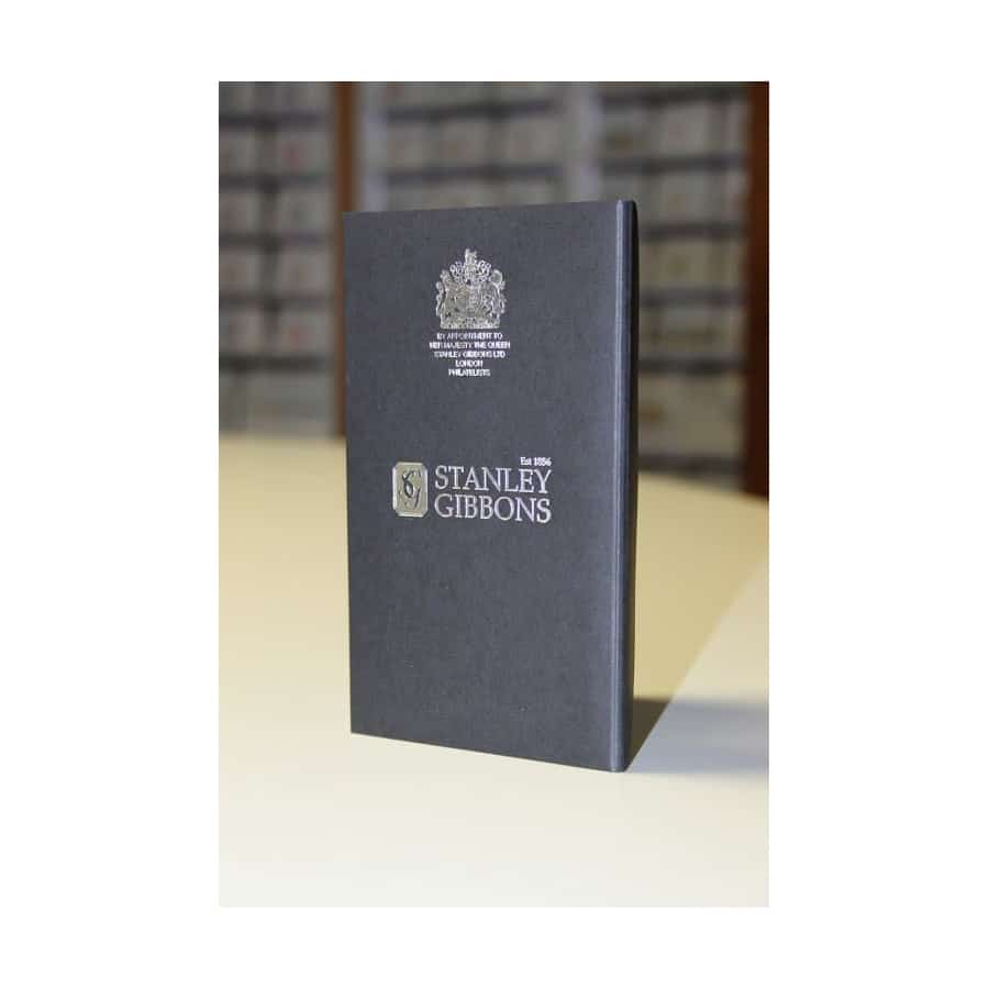 Stanley Gibbons pocket size stockbook Collectors Wallet