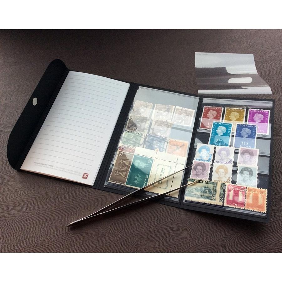 Stanley Gibbons Pocket Size Stockbook Collectors Wallet